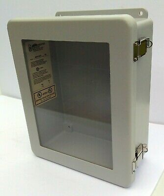Electrical Fiberglass Enclosure With Window Jw1210hpl Type 4x Flux Capacitor