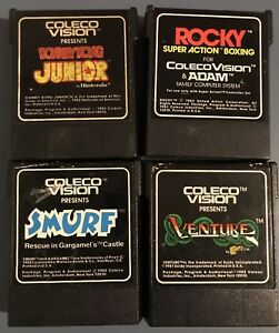 Colecovision games bundle