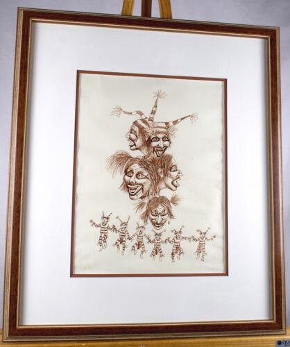 Neil David Original Hopi Painting
