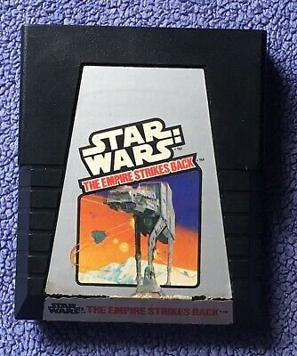 Atari 2600 - Star Wars Empire Strikes Back (Parker Brothers) - cartridge only