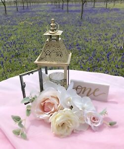 Beautiful wedding or special event centerpieces for rent