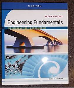Engineering fundamentals TEXTBOOK Coominya Somerset Area Preview