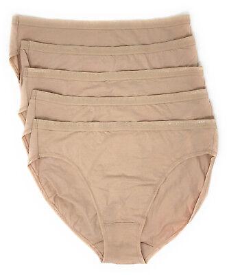 High-leg Brief Panty (Victoria's Secret Body by Victoria High-Leg Brief Panty Set of 5 M/L/XL)