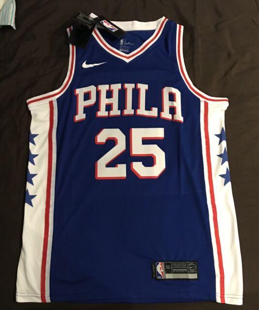 bbbabf5c7 NBA Philadelphia 76ers Ben Simmons Swingman Jersey
