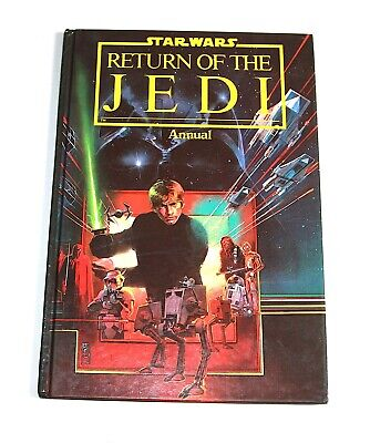Official Star Wars : Return of The Jedi Annual 1983