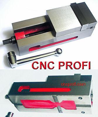 CNC Präzisions Maschinen-Schraubstock Breite 125 mm Neu