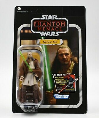 Star Wars The Vintage Collection - Qui-Gon Jinn Action Figure