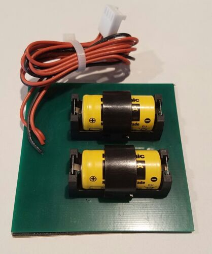 CONTROL BATTERY BACKUP KIT as Compared to Haas® PN# 93-32-4306