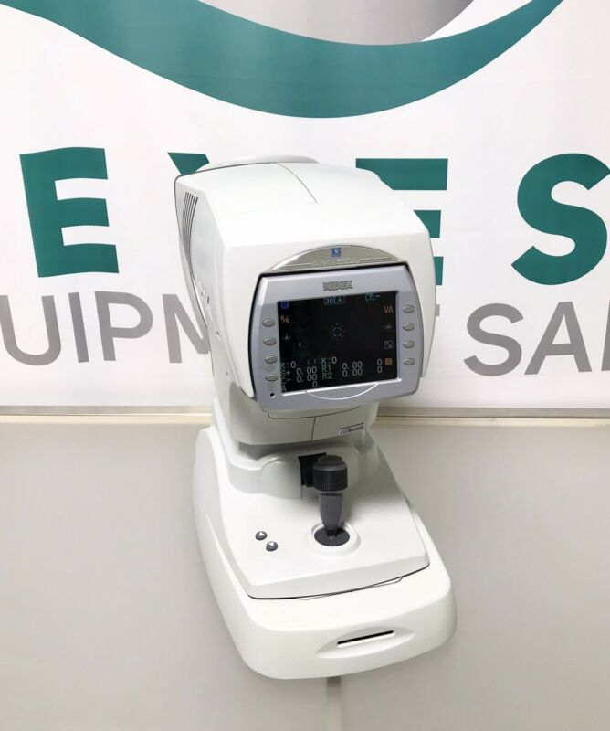 NIDEK ARK-560A Auto Ref/ Keratometer
