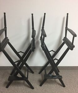 Bar Height Director's Chair Frames Only