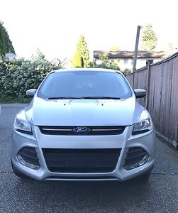 2015 Ford Escape Se Ecoboost 53,000km
