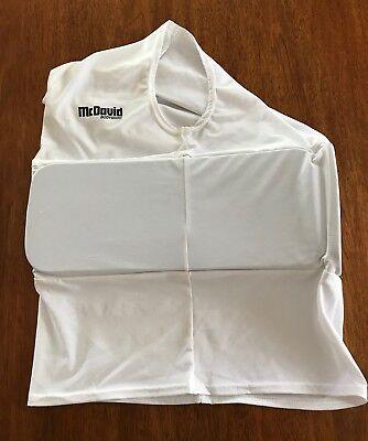 New McDavid 788R Football Body Shirt Mcdavid Body Shirt