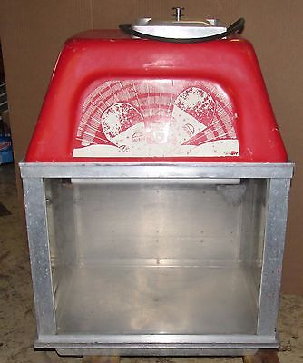 Vintage Gold Medal Sno Kone Snow Coneshaved Ice Machine J072