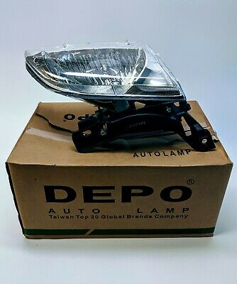 Depot 2000 01 02 Chevrolet Chevy Cavalier Right Passenger Light Lamp 335-1102r-a
