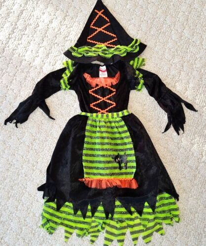 TODDLER WITCH COSTUME  2T