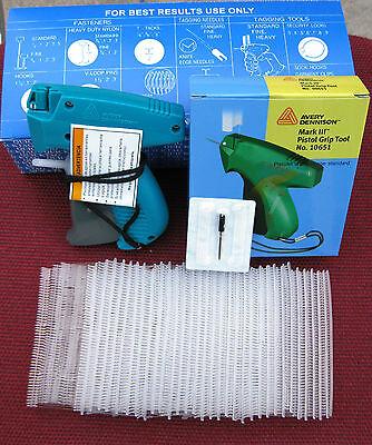10651 Avery Dennison Tagging Gun 5000 1 12  Clear Barbs