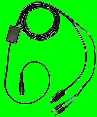 Yaesu Fully Isolated USB Digimode Interface - Yeasu 6 Pin mini Din data plug ver