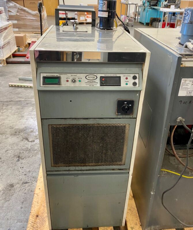 ROYSE Space Saver Refrigeration Circulator Pair! Both items for one price!