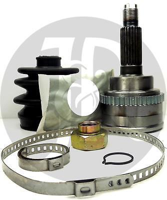 FITS SUZUKI ALTO 1.1 ABS RING & DRIVESHAFT & BOOT KIT (BRAND NEW) 03>ONWARDS