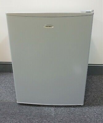 Matsui Silver Table Top Fridge 3 Month Warranty - Fully cleaned Tested - Collect