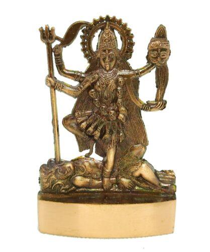 Kali Idol Kaali Idol Statue Symbol Of Fearful Goddess 11 Cm Height Energized