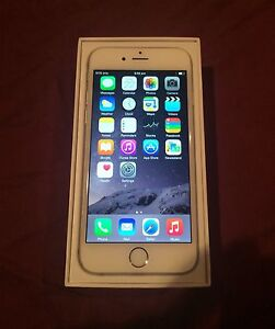 iPhone 6 128gb Silver Unlocked in Perfect Condition Mount Gravatt Brisbane South East Preview