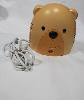 Alphaneb Bear Compressor Pediatric Nebulizer - Compressor Only