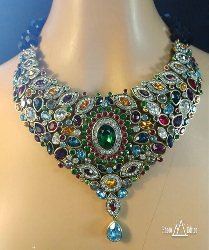 Heidi Daus Worth The Wait Necklace   Ret: $859.95