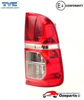 Toyota Hilux******2015 RH Tail Light Rear 2wd or 4wd Ute