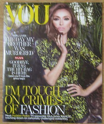 Giuliana Rancic – Kate Winslet - You magazine – 17 August 2014