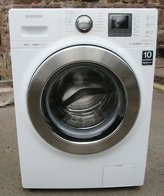 SAMSUNG WF1124XAC 12kg A+++ 1400 RPM Washing Machine RRP £1199!, 12M WARRANTY