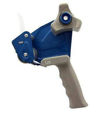 Heavy Duty Tape Gun Dispenser Packing Machine Shipping Grip Roll Sealing Cutter