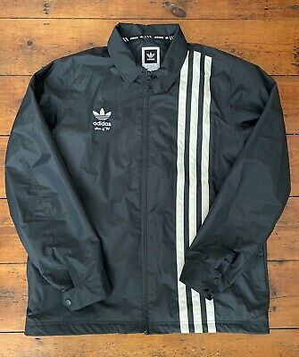 mens adidas jacket size large