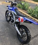 2015 Yamaha yz450f Adelaide CBD Adelaide City Preview
