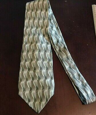 1950s Men's Ties, Bow Ties – Vintage, Skinny, Knit Vintage 1950's 100% Silk Pierre Cardin 53 Inches $8.99 AT vintagedancer.com
