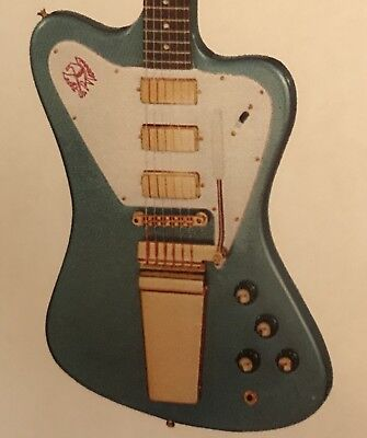 Vintage Gibson Firebird Guitars for Sale