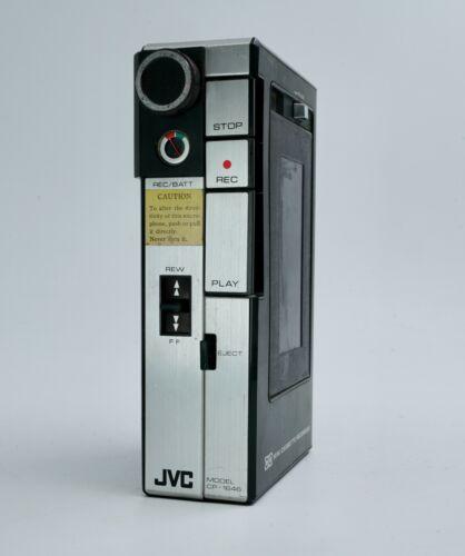 Vintage JVC Mini Cassette Tape Player & Recorder