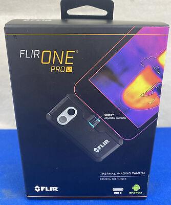 Flir One Pro Lt Thermal Camera For Smartphones 435-0013-03 New