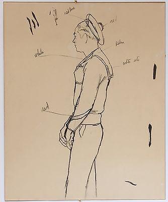 Zeichnung Sammlung Elsa Schiaparelli