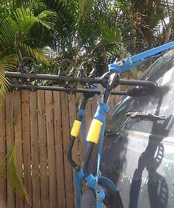 Free-Del universal fit 3-4 bike carrier Parramatta Park Cairns City Preview