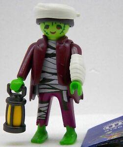 momia-Zombie-untoter-PLAYMOBIL-FIGURAS-11-Ninos-9146-para-Verde-Fantasma-Magico