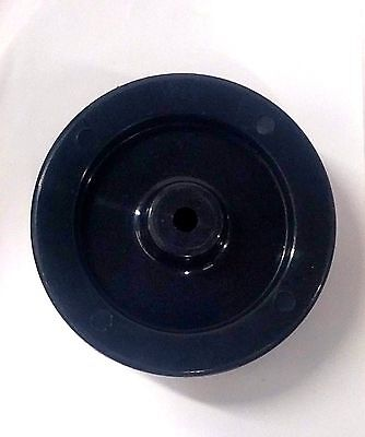 Replacement Wheels For Rack Roller Shelves Warehouse With Metal Brakes 3 Inch
