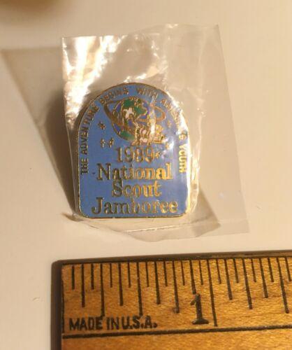1989 Boy Scouts of America National Jamboree Pin