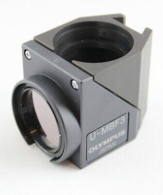 Olympus U-mbf3 Cube Ax Ix Bx Microscope Bf Bright Field
