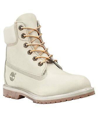 TIMBERLAND Damen Schuhe Stiefeletten Boots Earthkeeper Gr. 39,5 Winter OFF neuw. (Damen Weiß Timberland Boots)