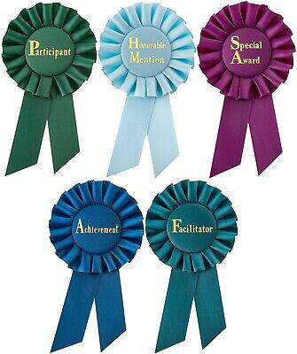 Rosette Award Ribbons Participant Honorable Mention Special Award Achievement ..](Participant Ribbon)