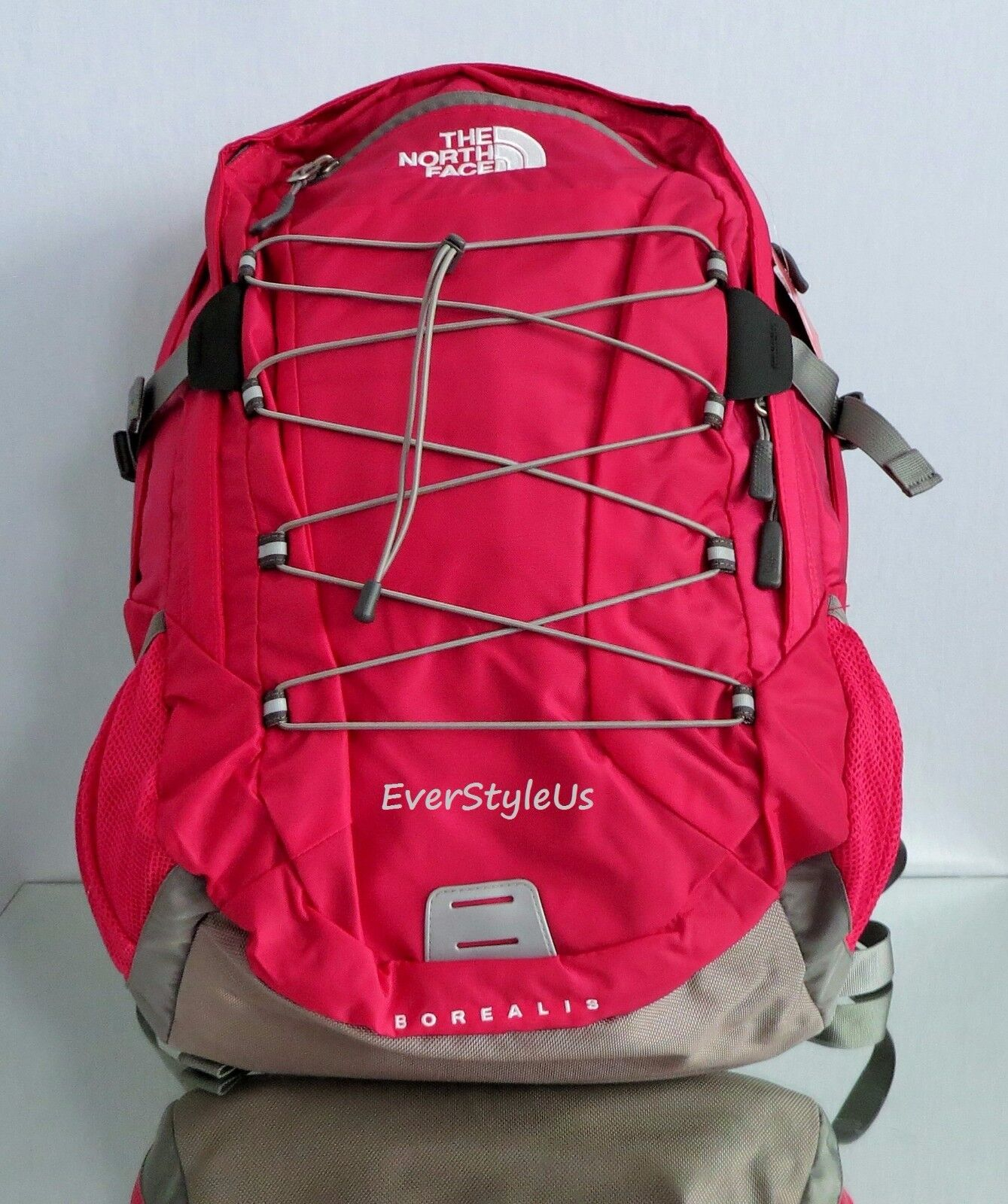 THE NORTH FACE Borealis Women's Backpack ROSE RED