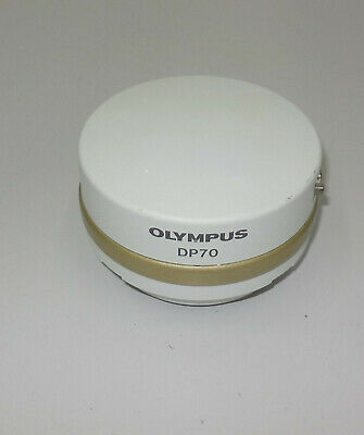 Olympus Dp70 Cooled Color Microscope Camera