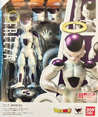 S.H.Figuarts Frieza Resurrection Dragon Ball Super Action Figure Bandai IN STOCK