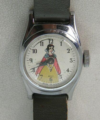 Vintage US Time WDP Walt Disney Productions Snow White Women
